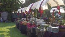 Fresh Ideas Catering Gypsy Theme Event