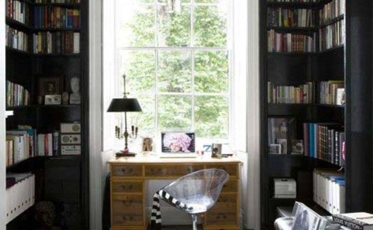 Fresh Ideas Decorating Home Office Area