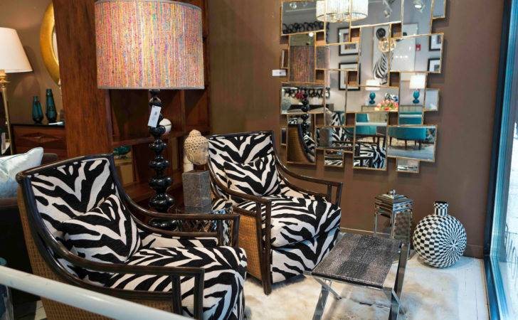 Fresh Zebra Print Room Accessories Party