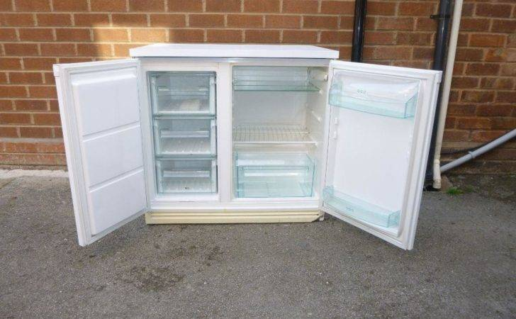 Fridge Freezer Side Undercounter