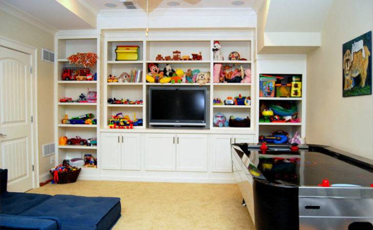 Friendly Playroom Storage Ideas Should Implement