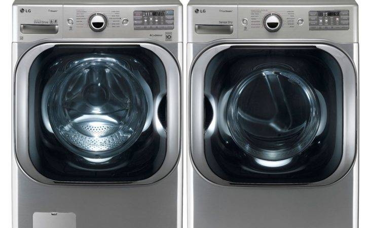Front Load Washer Top Rated Dryer