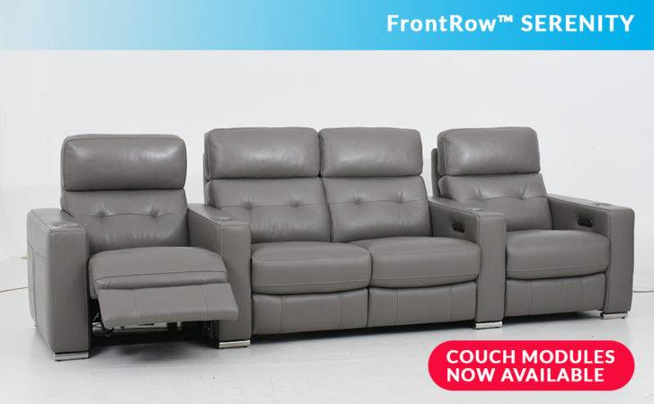 Frontrow Home Cinema Seating Kent