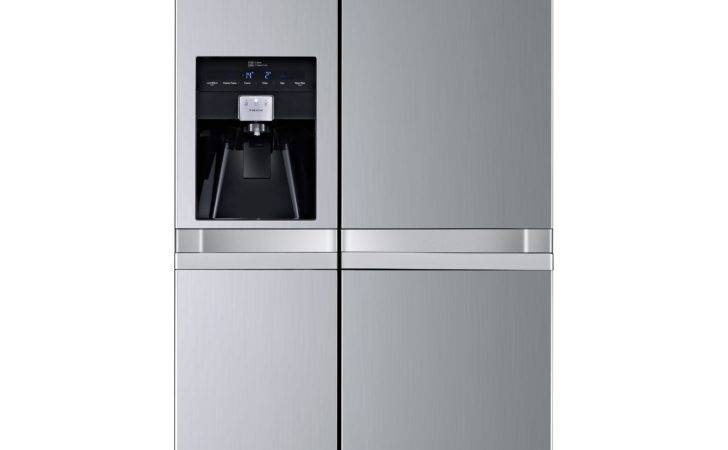 Frost Side Fridge Freezer