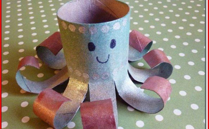 Fun Crafts Home Paper Kristal Project
