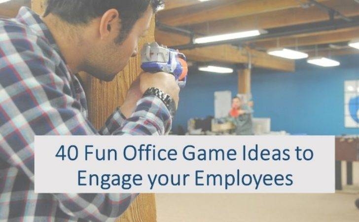 Fun Office Game Ideas Engage Employees Linkedin