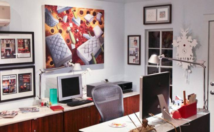 Functional Creative Home Office Ideas