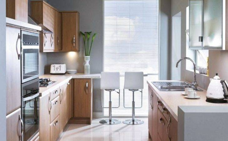 Functional Seating Small Kitchen Design Housetohome