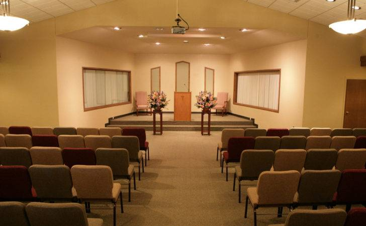 Funeral Home Interior Style