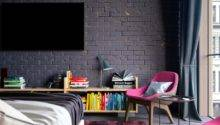 Funky Bedroom Design Interior Ideas