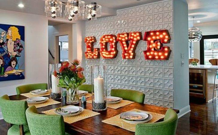 Funky Dining Room Design Ideas Remodel Houzz