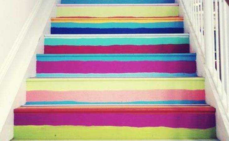 Funky Ways Bring Your Staircase Back Life