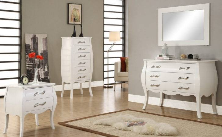 Furniplanet Buy White Leather Maria Queen Bed