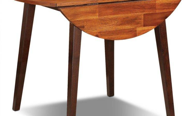 Furniture Agreeable Round Dining Table Leaves