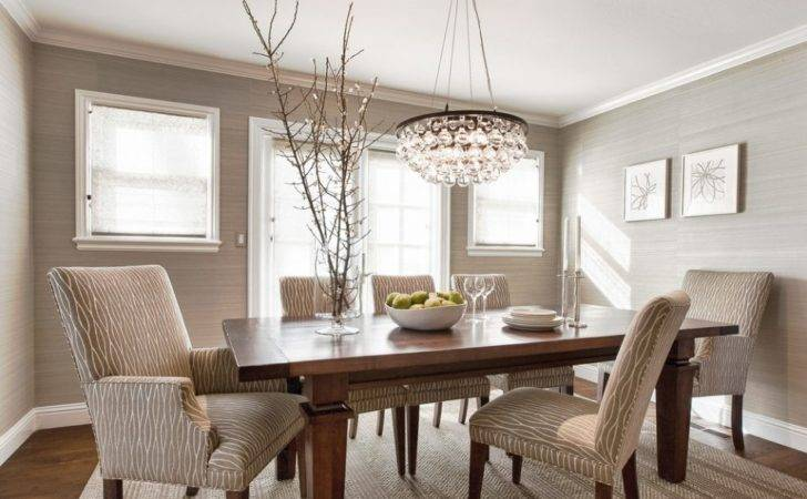 Furniture Beautiful Dining Room Decoration Idea