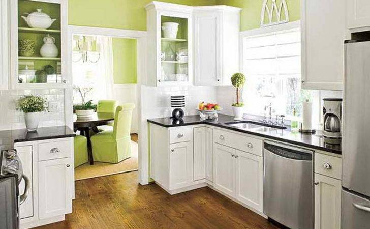 Furniture Cozy Space Kitchen Cabinet Painting Ideas