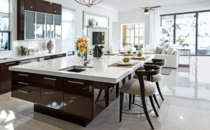 Furniture Deluxe Custom Kitchen Island Designs Beautiful