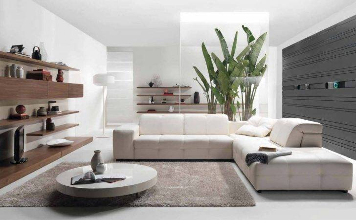 Future House Design Modern Living Room Interior
