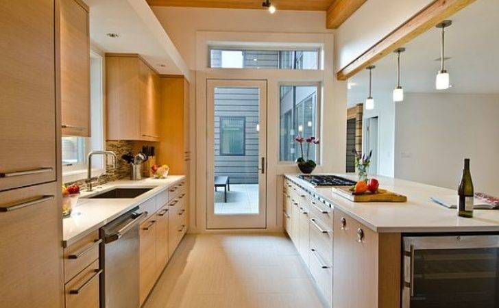 Galley Kitchen Design Ideas Excel