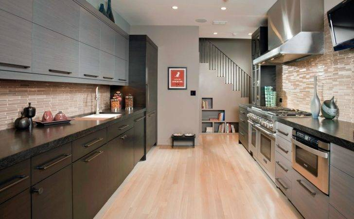 Galley Kitchen Makeover Ideas Create More Space
