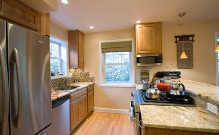 Galley Kitchen Remodel Ideas Design Bookmark