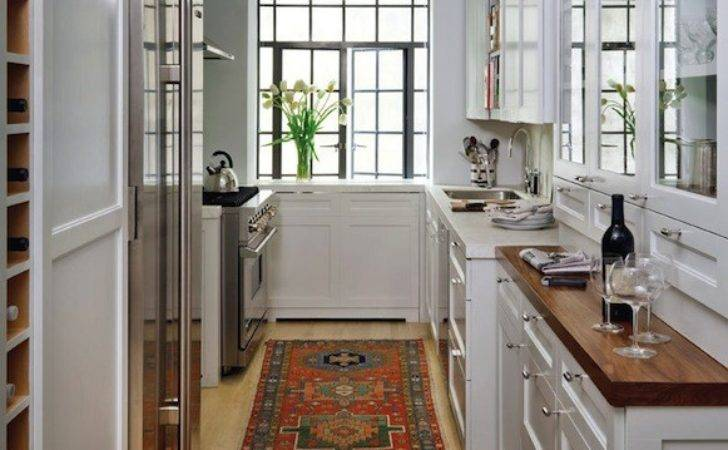 Galley Kitchen Transitional Best Company Nyc