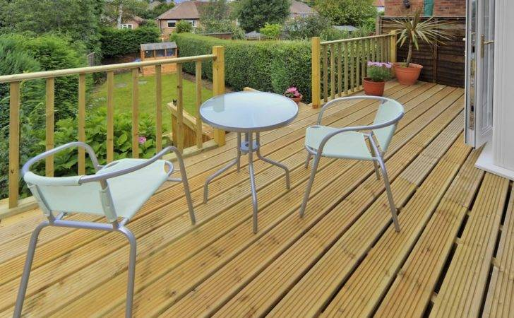 Garden Decking Ideas Sizes Shapes Materials