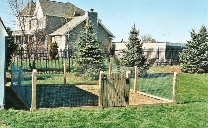 Garden Fence Ideas Great Home