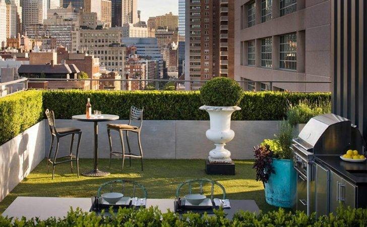 Garden Rooftop Ideas Designs Felmiatika