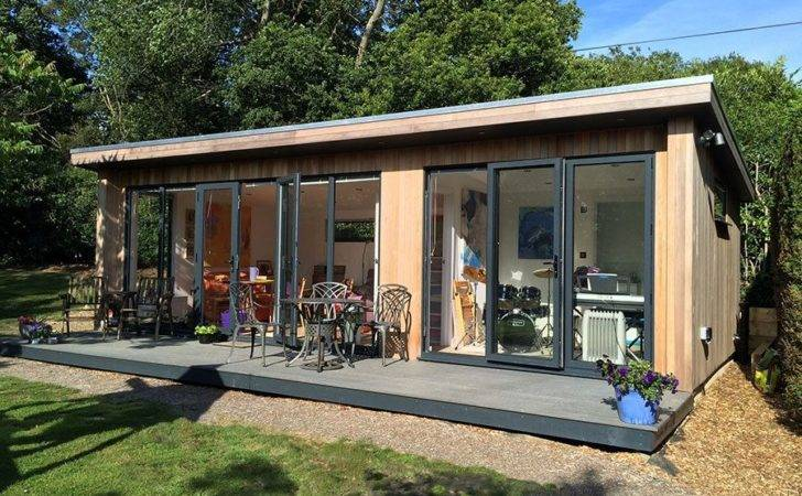 Garden Rooms Add Value Saleability Property
