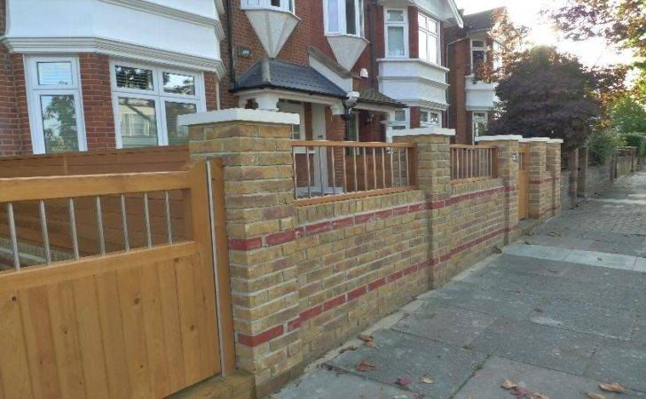 Gate Designs Front Wall