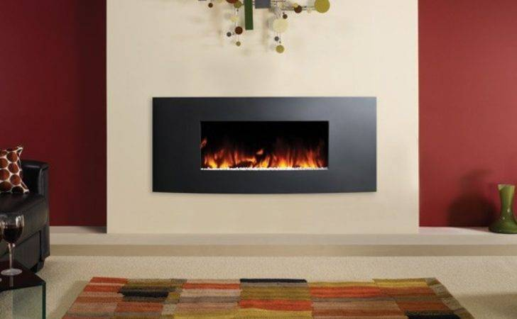 Gazco Studio Verve Wall Mounted Electric Fire
