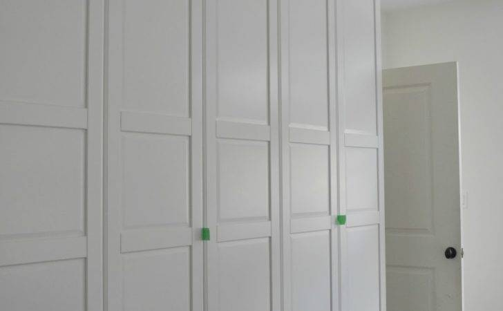 Getting Customized Look Ikea Pax Wardrobes