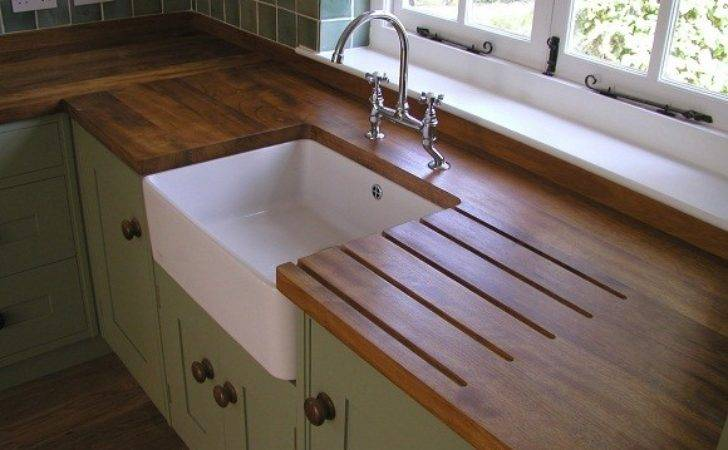 Getting Most Real Wood Kitchen Surfaces
