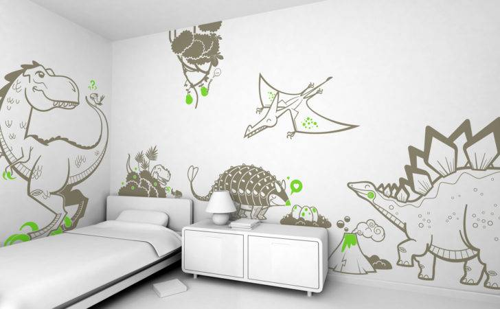 Giant Kids Wall Decals Glue Studio Coroflot