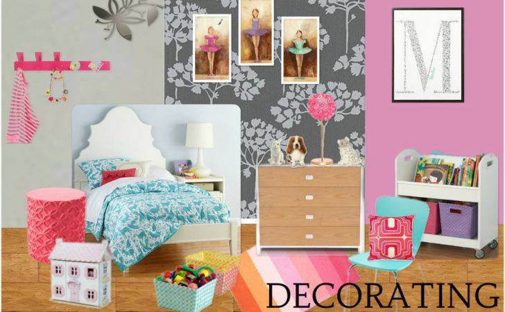 Girl Room Decorating Ideas Inspiration
