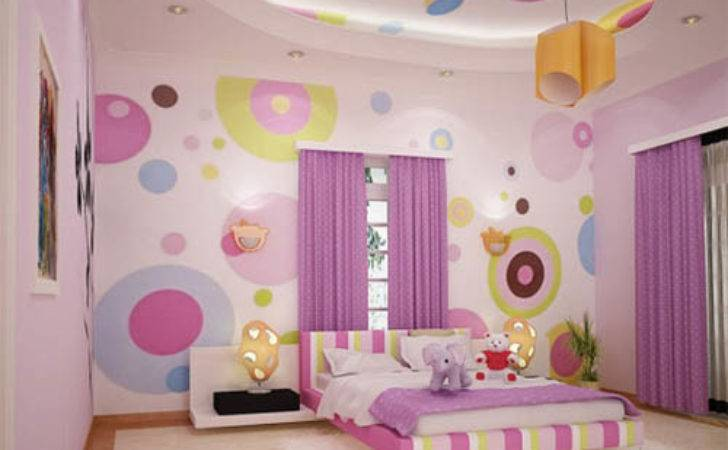 Girls Bedroom Decorating Ideas Makeover