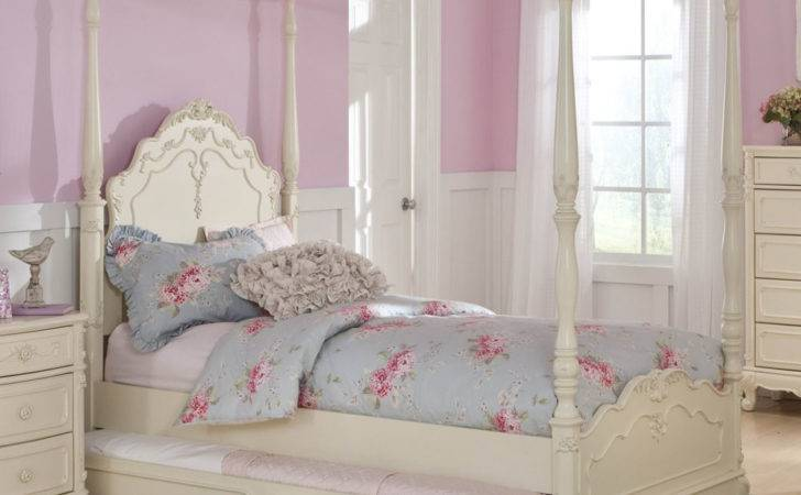 Girls Canopy Bed Sears
