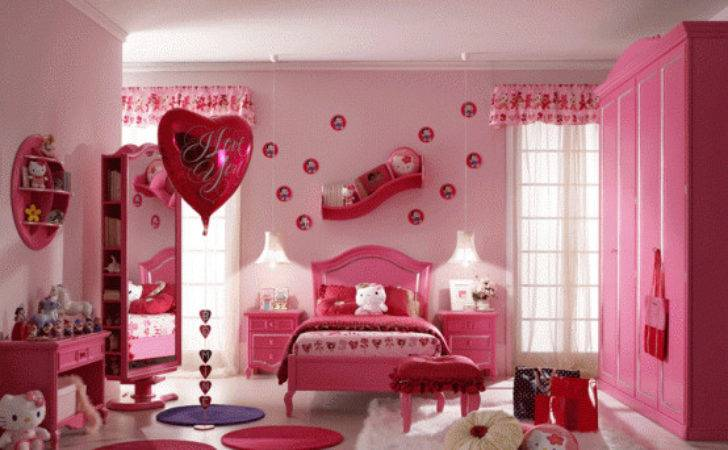Girls Room Decor Ideas Using Lace