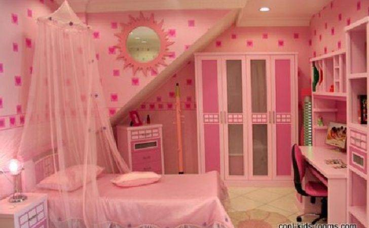 Girls Room Decorating Ideas Small Rooms Tips