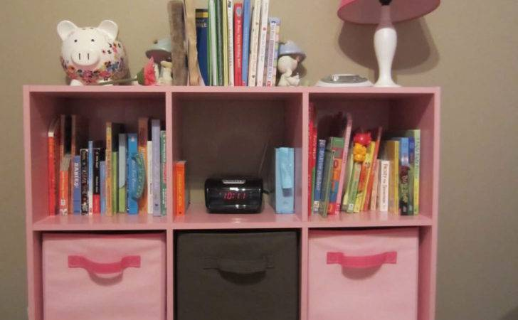 Girls Toy Storage Shelves Home Improvement Simple