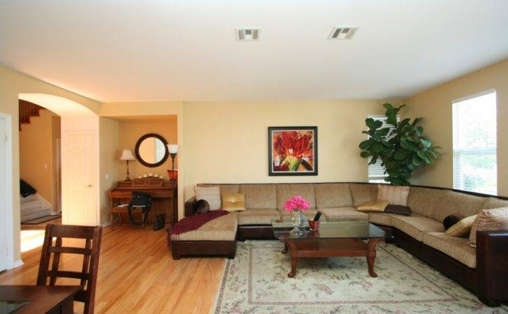 Glamorous Modern Room Before After Robeson Design