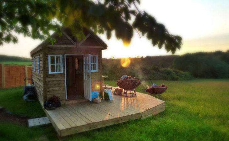 Glamping Rent Tiny House Hastings