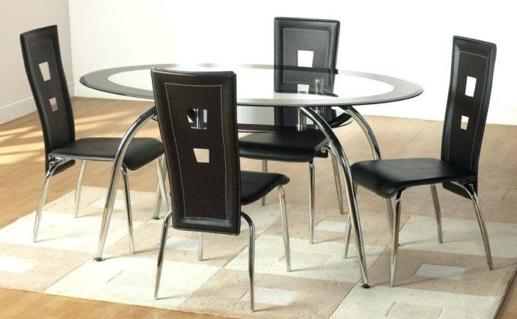 Glass Dining Tables Small Spaces Zagons