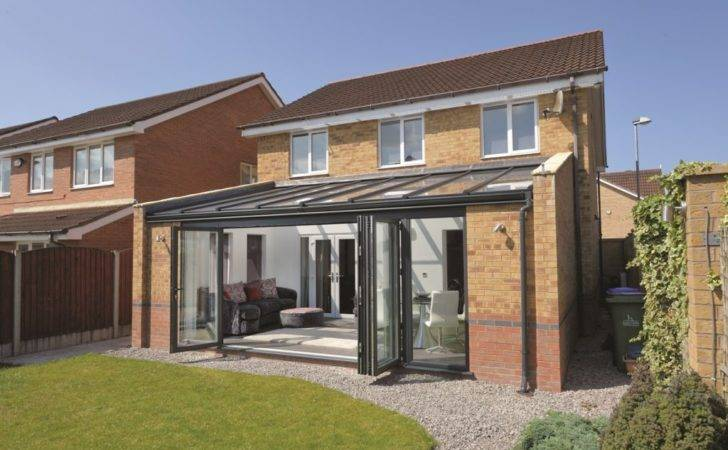 Glass Extensions Conservatory Glazed