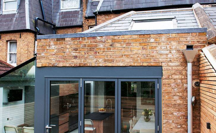 Glass Roof Kitchen Extension Real Homes