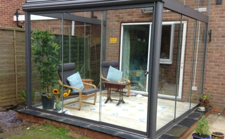 Glass Rooms Solihull West Midlands Installed Lanai