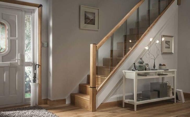 Glass Staircases Reflections Range Cheshire Mouldings