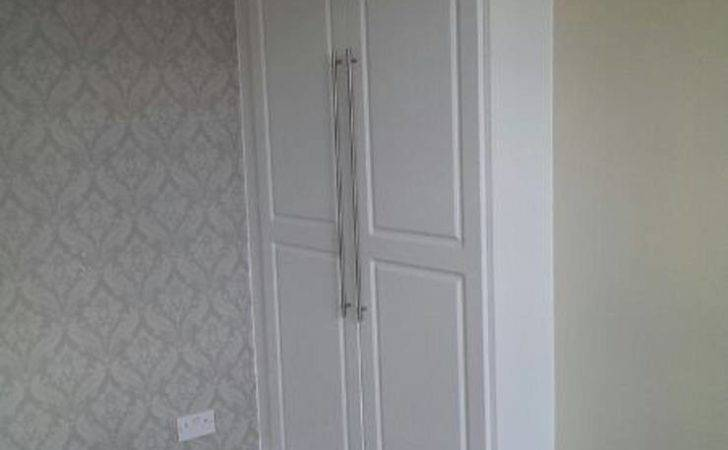 Gloss Matte White Fitted Wardrobes Capital Bedrooms