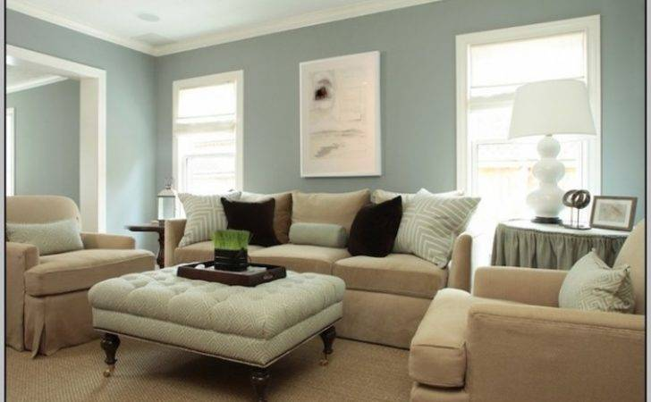 Good Neutral Paint Color Living Room Painting
